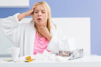 влажный кашель и лечение гербионом