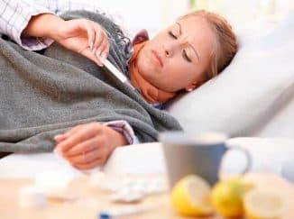 заболевания во время беременности на третьем триместре осложненные насморком