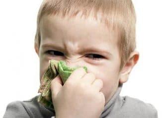 лечение гайморита у ребенка в 3 года