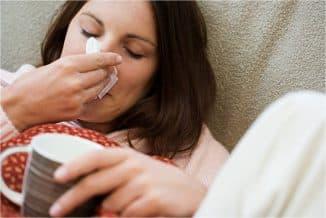 лечение першения в горле и сухого кашля