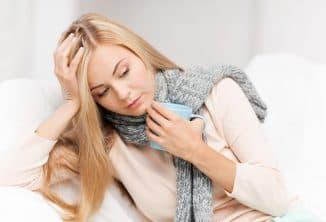 почему першит в горле: причины