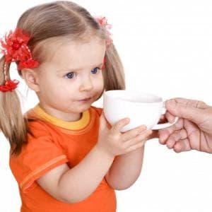 сухой кашель у маленьких детей