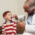 сухой лающий кашель у ребенка чем лечить