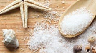 Соль поваренная и морская