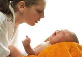 Физиологический ринит у новорожденных