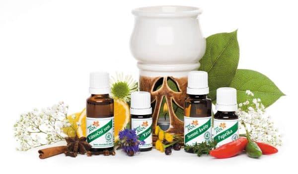 Эфирные масла при лечении сильного насморка