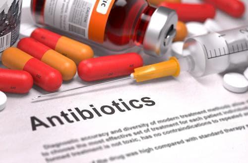Капли в нос при гайморите с антибиотиком название