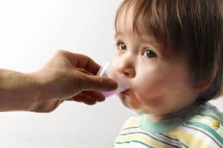 детское лекарство от кашля