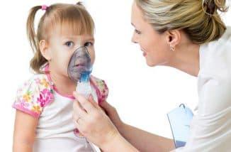 ингаляции небулайзером для детей