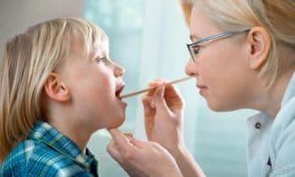 лечение аденоидов у детей в домашних условиях
