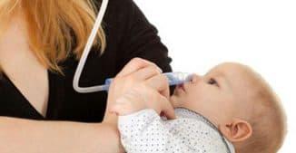 лечение насморка у новорожденного