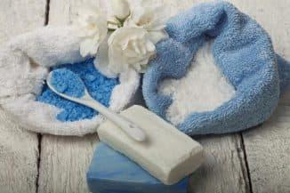 мешочки с нагретой солью для лечения хронического синусита