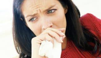 осложнения от сухого кашля