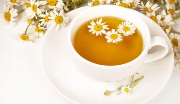 ромашковый чай от аллергии для детей