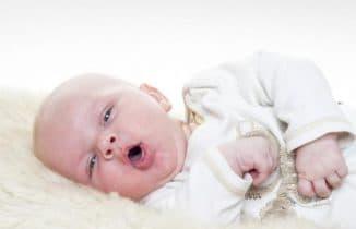 симптомы насморка у новорожденного