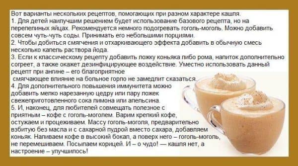 Рецепты народной медицины от влажного и сухого кашля у детей