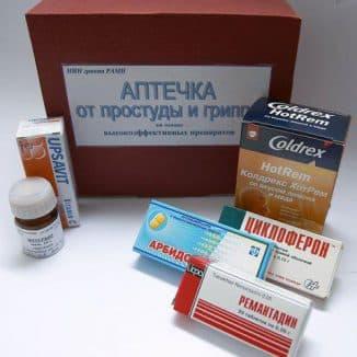 какие лекарства принимать при простуде и насморке