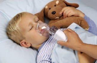 ларингоспазм у детей симптомы