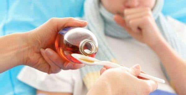 Медикаментозное лечение кашля у трехгодовалых детей
