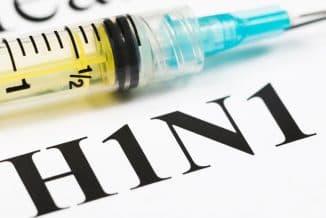 A (H1N1) формула вируса гриппа