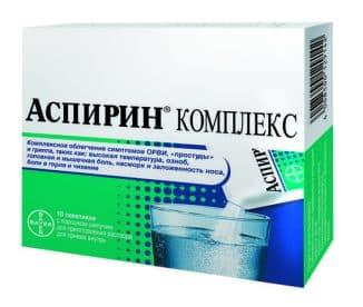 aspirin-kompleks