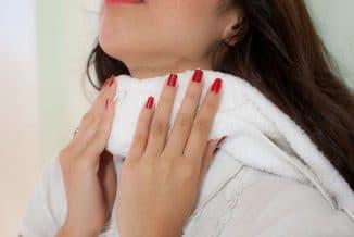 Согревающие компрессы для области шеи
