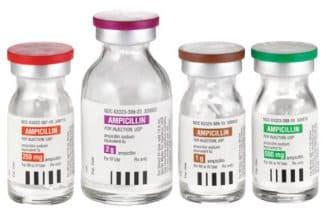 aminopenicilliny