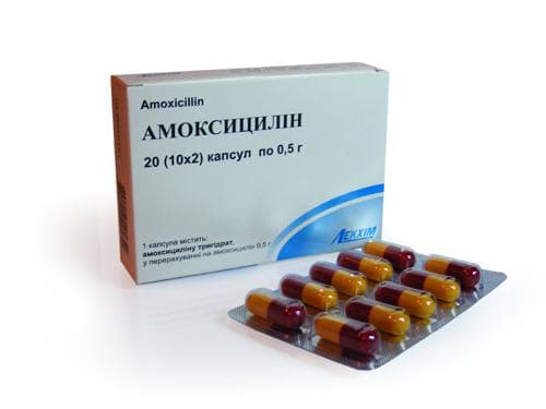 amoksicillin
