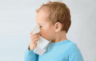 назофарингит у детей