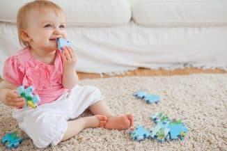попадание инородного предмета в гортань у ребенка