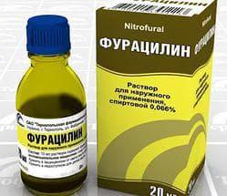 furacilin