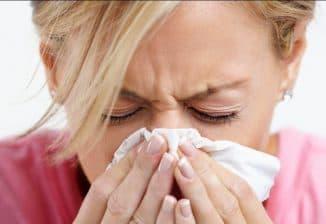 аллергический насморк чем лечить
