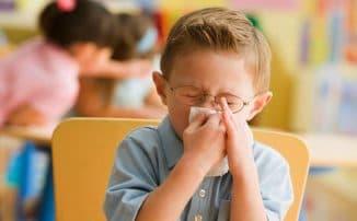 грипп у детей симптомы и лечение