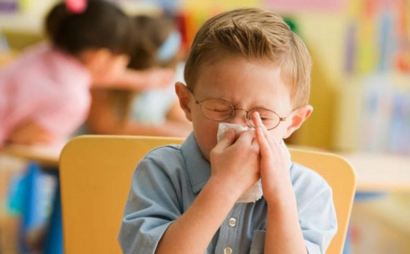 Лечение гриппа ребенка 1 год