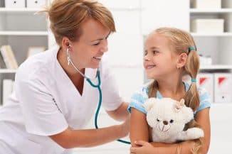 обследование ребенка на предмет заболеваний дыхательной системы