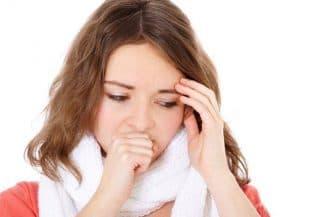 реуидивирующие приступы кашля при хроническом трахеите