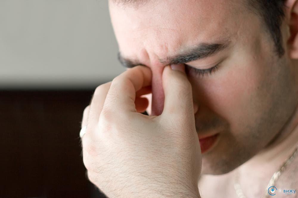 Острый этмоидальный синусит