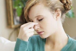 заложенность носа без насморка причины и лечение