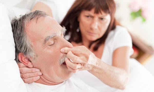 Как лечить храп у мужчины – лечение в домашних условиях