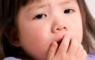 кашель при аллергии у детей