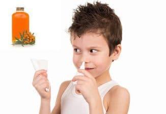 создание благоприятных условий для лечения детей от насморка