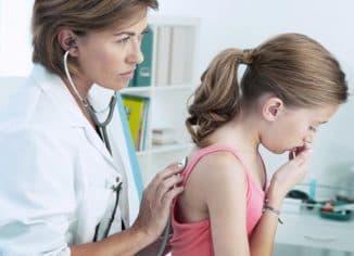 сухой кашель у ребенка причины