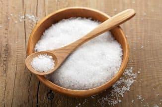 раствор «морской соли»