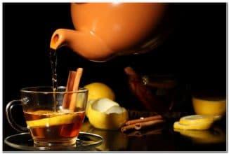 Домашний чай от насморка