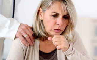 Затянувшийся больше 3 недель сухой кашель