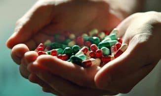 антибиотики при ангине