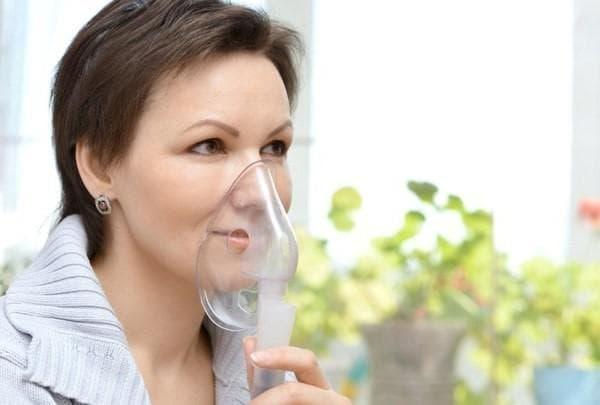 Ингаляция с амбробене и физраствором пропорции взрослым — Простуда