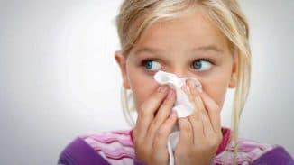 сильная заложенность носа у ребенка чем лечить