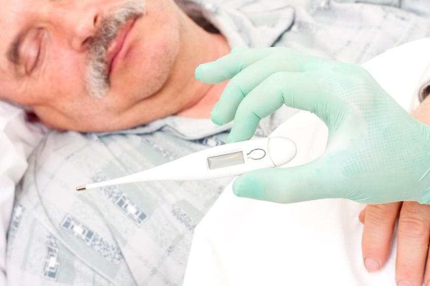 Первые симптомы воспаления легких у взрослых