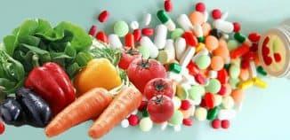 натуральными витаминами
